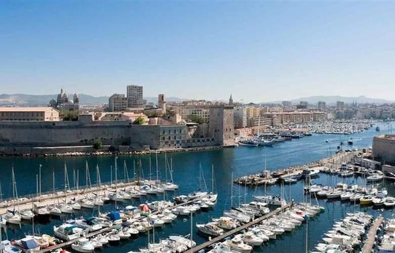 Sofitel Marseille Vieux Port - Hotel - 41