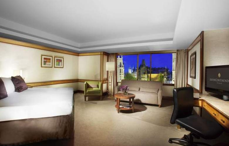 InterContinental Prague - Room - 6