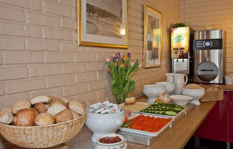 Vanadis Hotell och Bad - Restaurant - 8