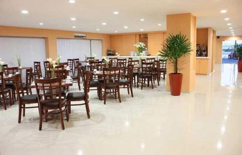 Mision Merida Express Altabrisa - Restaurant - 6