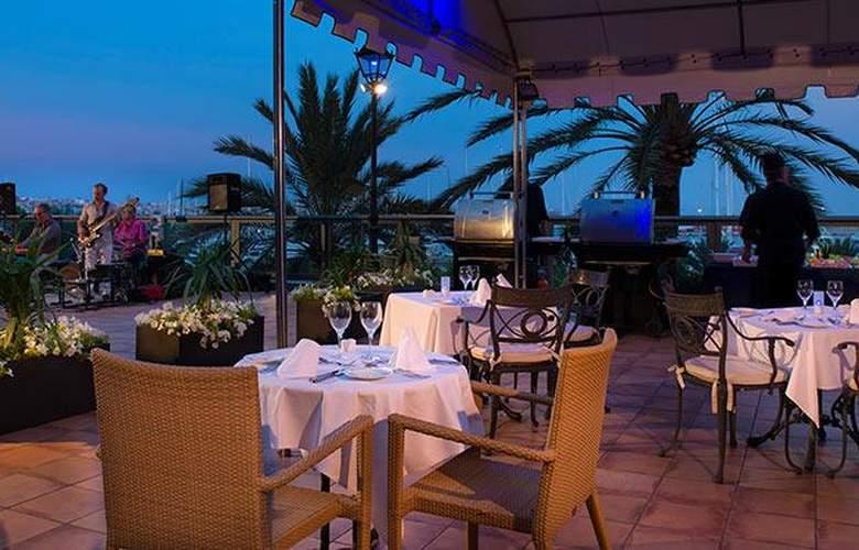 Melia Palma Marina - Restaurant - 6