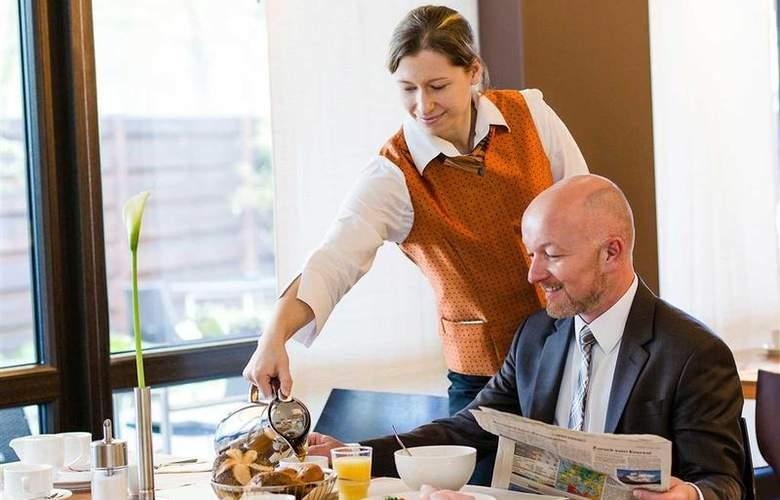 Novotel Nuernberg Messezentrum - Restaurant - 37