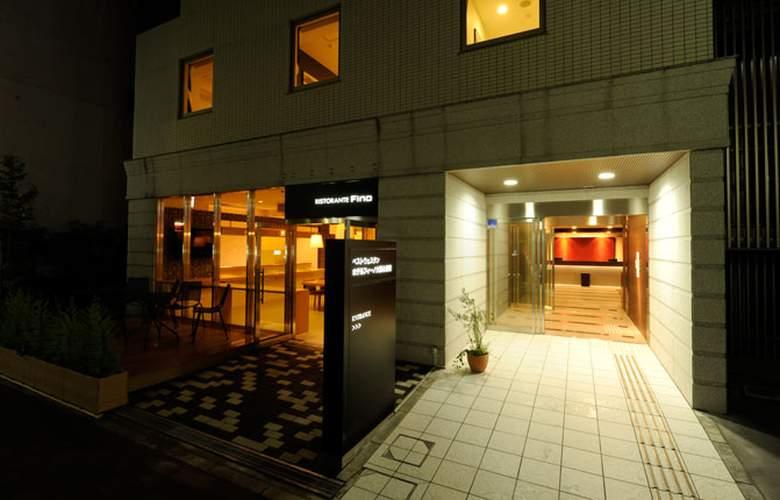 Best Western Hotel Fino Osaka Shinsaibashi - Hotel - 0