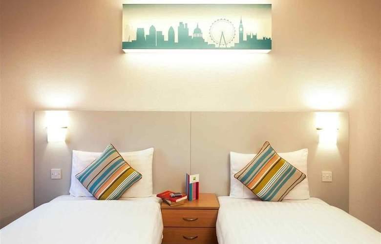 Ibis Styles London Excel Hotel - Room - 15