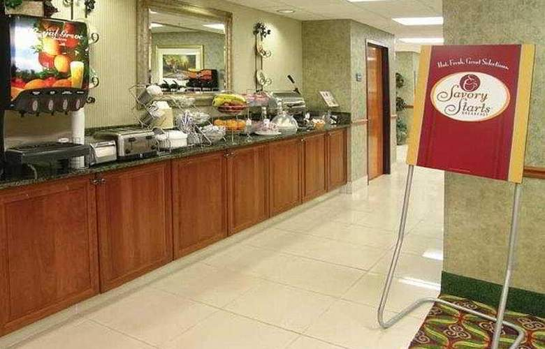 Holiday Inn Exp & Suites Ft. Lauderdale Air. West - Restaurant - 7