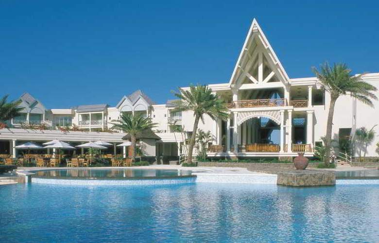 The Residence Mauritius - Pool - 4