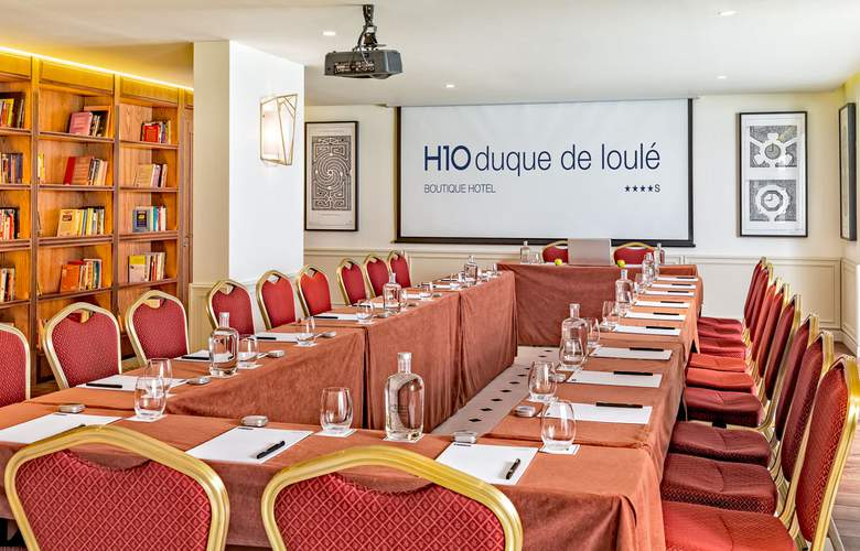 H10 Duque de Loulé - Conference - 4