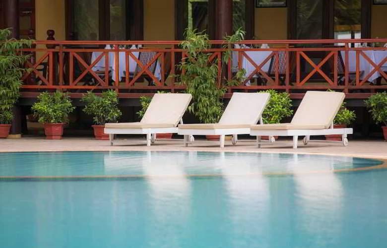 Angkor Paradise Hotel - Terrace - 37