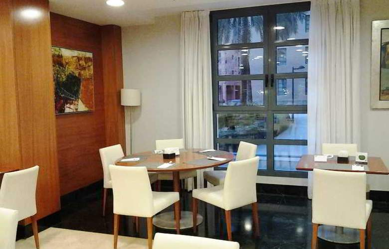 NH Valencia Las Artes - Restaurant - 13