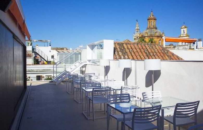 Rey Alfonso X - Terrace - 59