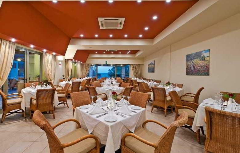 Santa Marina Plaza - Restaurant - 23