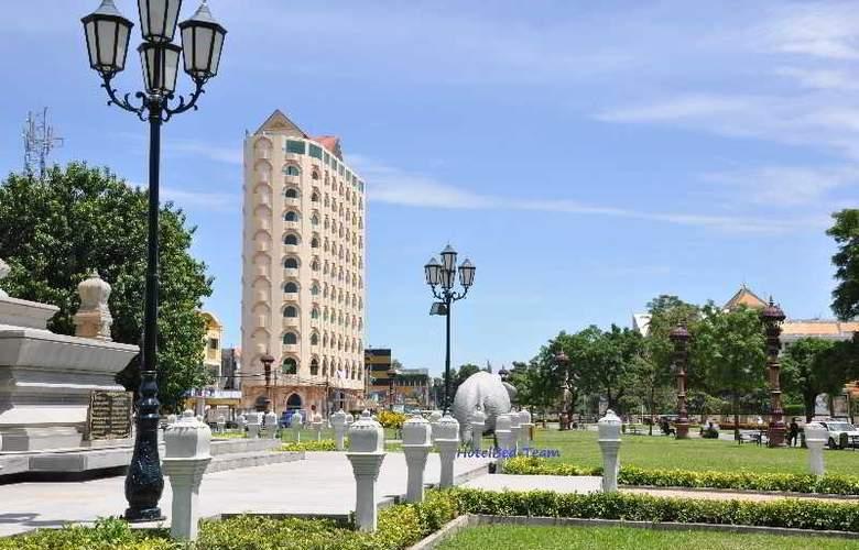 Landscape Hotel Phnom Penh - Hotel - 10