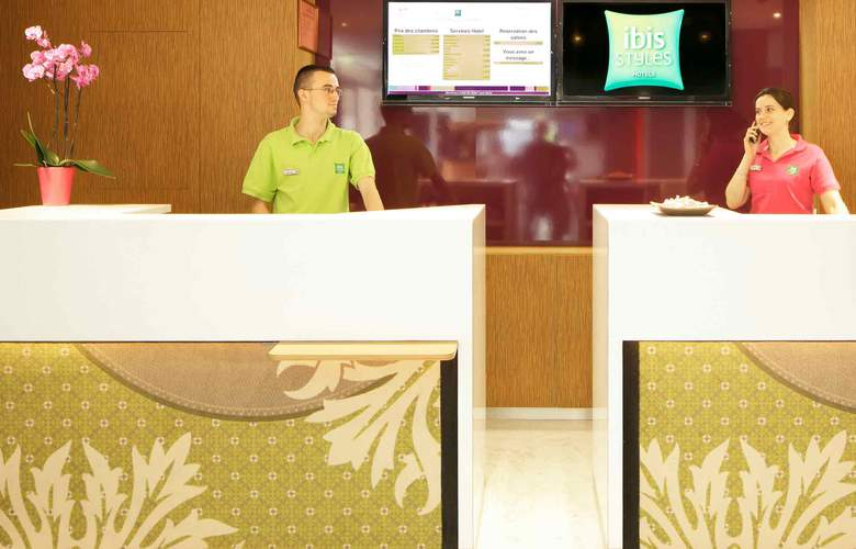 Ibis Styles Tours Centre - General - 7