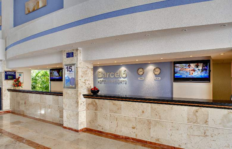 Occidental Costa Cancún - General - 2