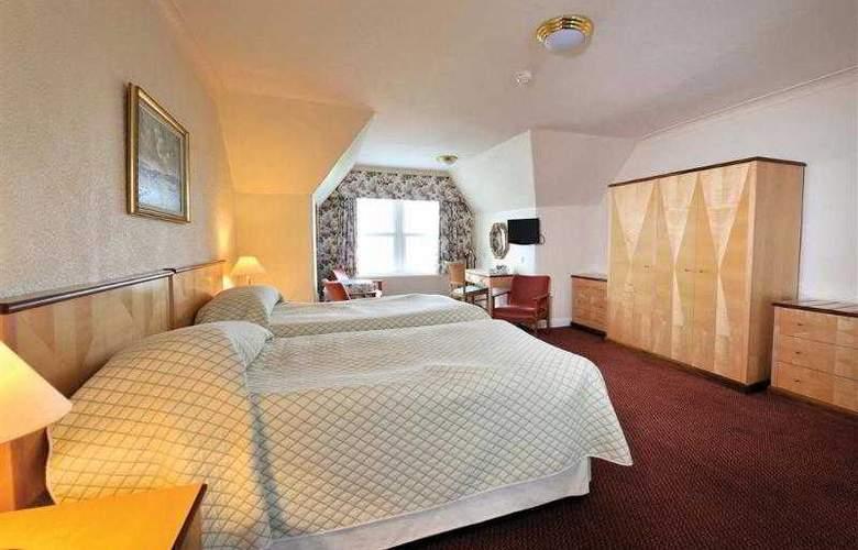 Best Western Bristol - Hotel - 89