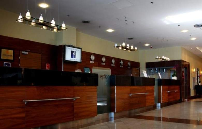 Courtyard By Marriott Warsaw Airport - General - 11