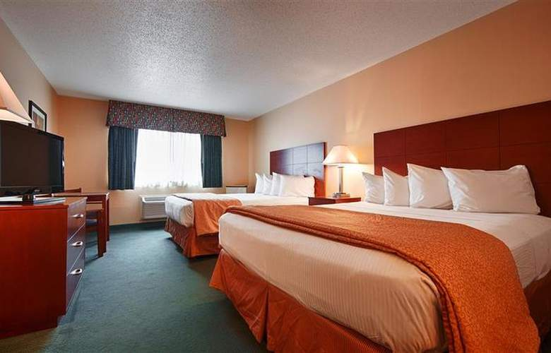 Best Western Ambassador Inn & Suites - Room - 72