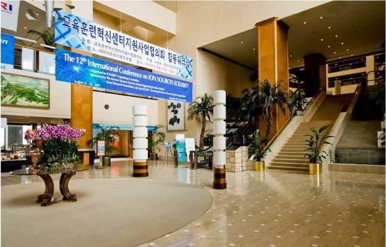Ramada Plaza Jeju - Hotel - 6