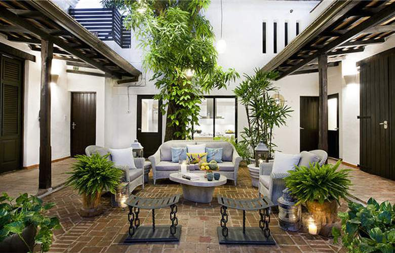 Casas del XVI - Terrace - 2