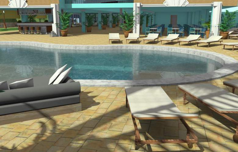 BH Mallorca Apartments - Pool - 4
