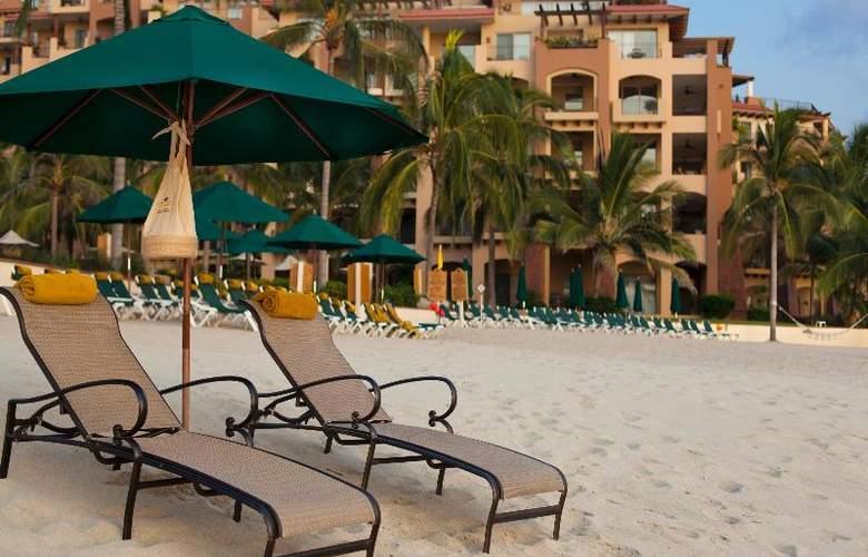 Villa La Estancia Nvo Vallarta Beach Resort & Spa - Beach - 19