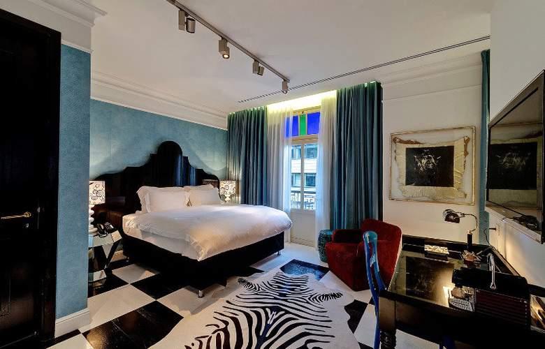 Alma Hotel and Lounge - Room - 33