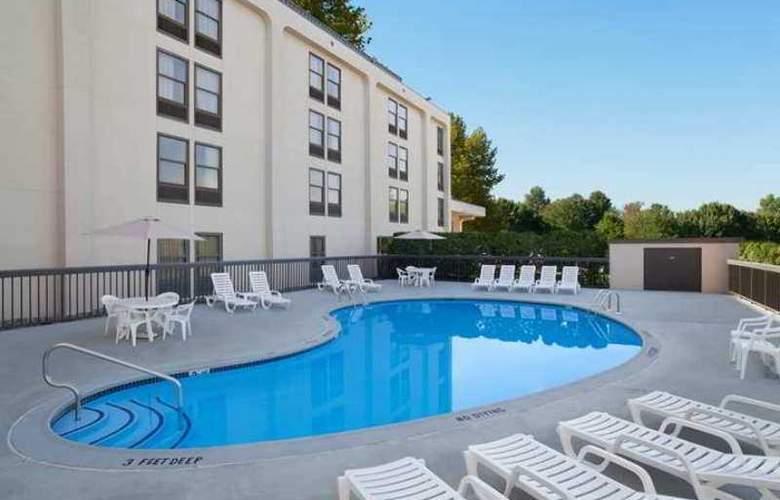 Hampton Inn Philadelphia/Mt. Laurel - Hotel - 3
