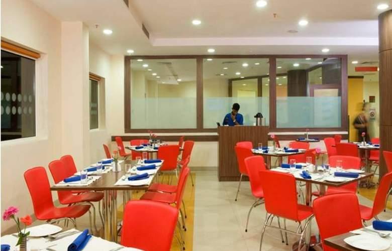 Ginger Mumbai - Restaurant - 3