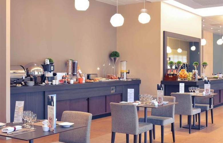 Mercure Auxerre Nord - Restaurant - 57