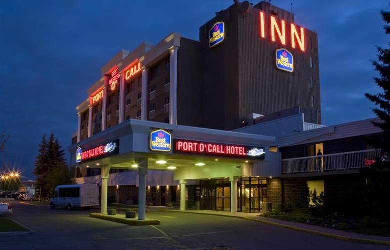 Best Western Port O'Call Hotel Calgary - Hotel - 94
