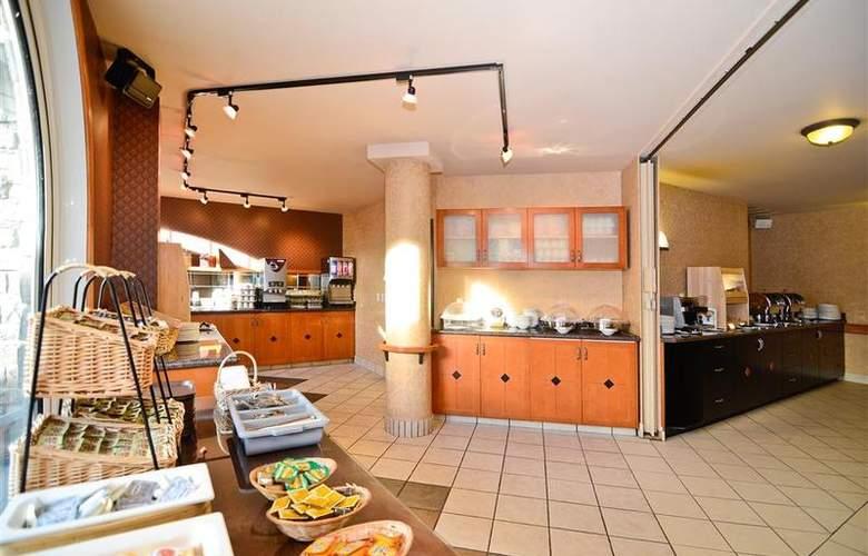 Best Western Plus Pocaterra Inn - Restaurant - 154