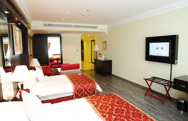 Best Western Plus Doha - Room - 10