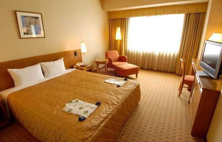 Dai-Ichi Hotel Ryogoku - Room - 3