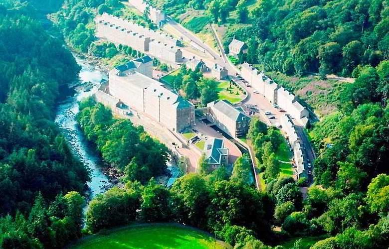 New Lanark Mill - General - 1
