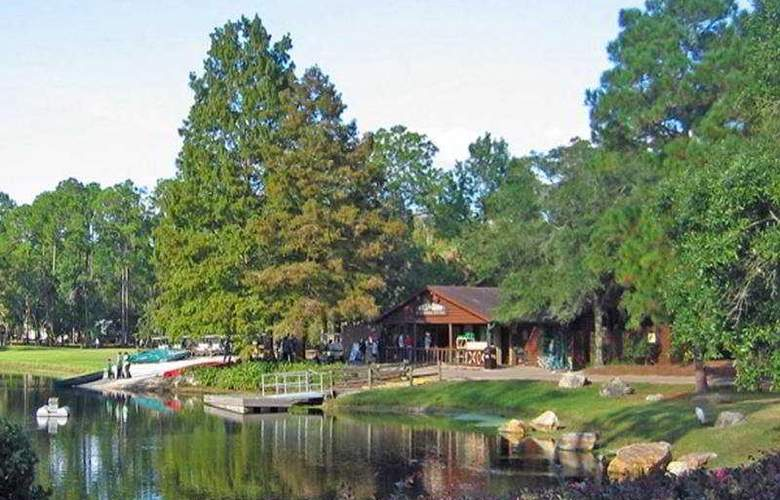 Disney's Fort Wilderness Cabin - General - 1