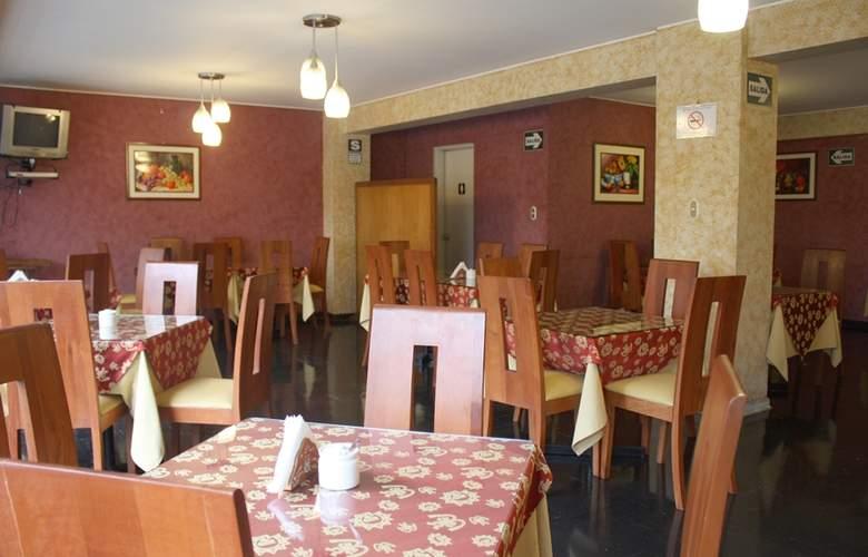 Suites Larco 656 - Restaurant - 1