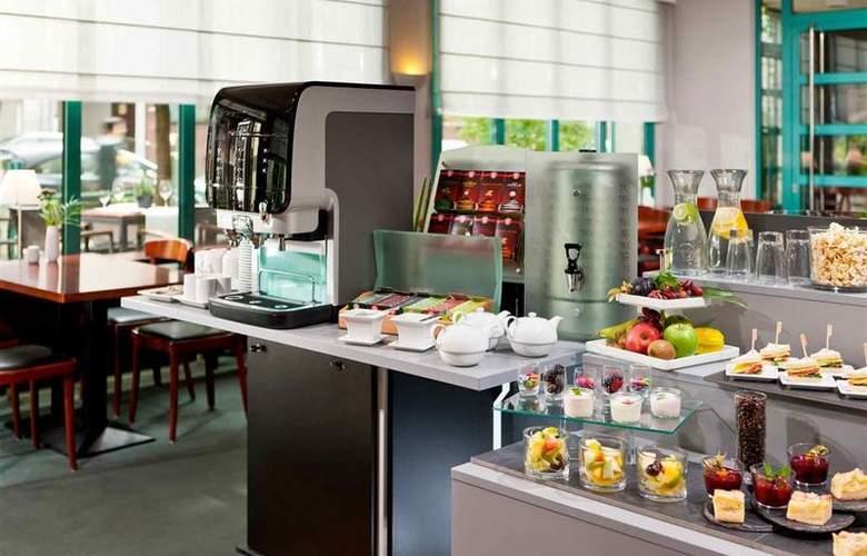 Holiday Inn Düsseldorf – Hafen - Restaurant - 98