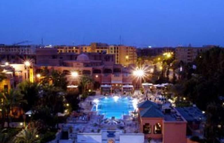 Mansour Eddahbi & Palais des Congres - Pool - 6