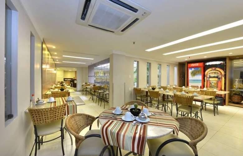 A Sambura Praia - Restaurant - 8