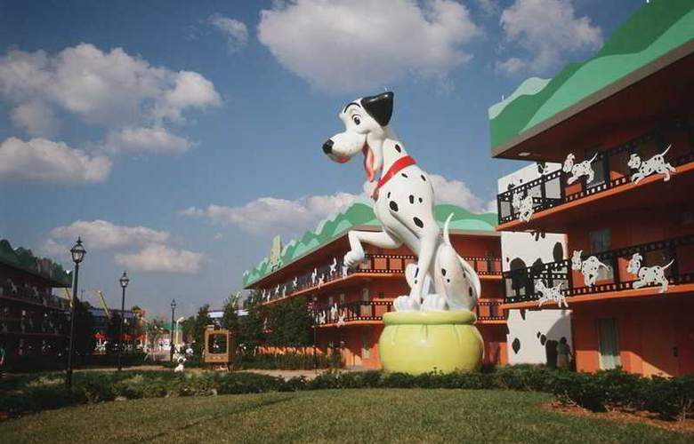 Disney's All Star Movies Resort - General - 1