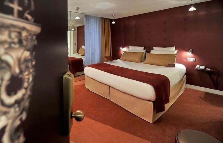Mercure Paris Lafayette - Hotel - 36