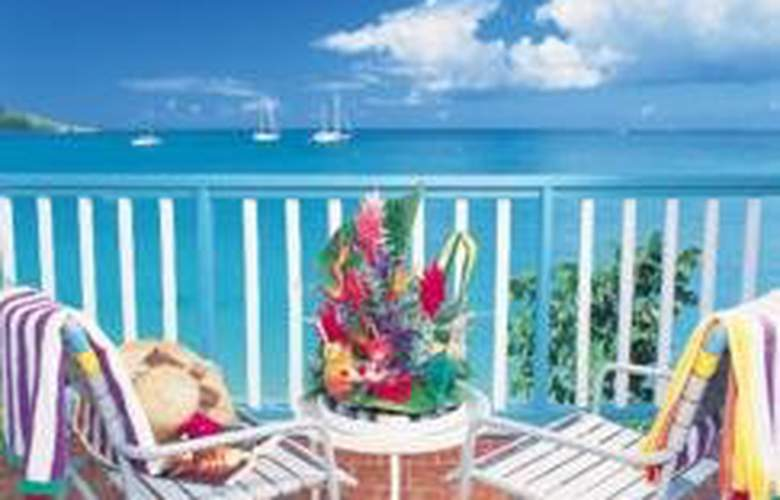 Grand Case Beach Club - Terrace - 6