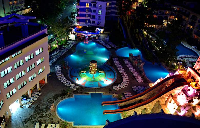 Kuban Resort & Aqua Park - Pool - 10