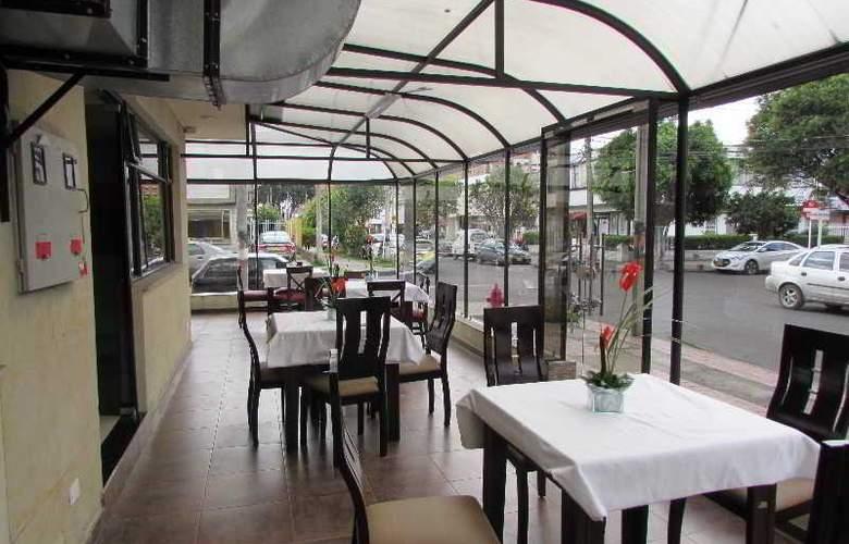 Americas Luxor Bogota - Restaurant - 2