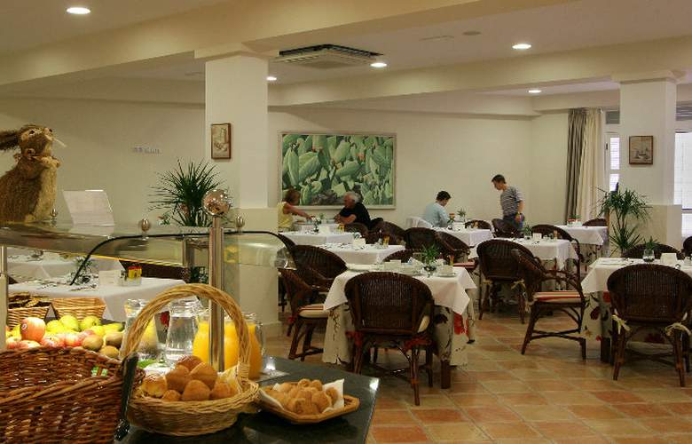 Jardin del Conde - Restaurant - 4