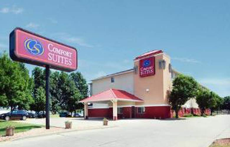 Comfort Suites Sioux Falls - General - 2