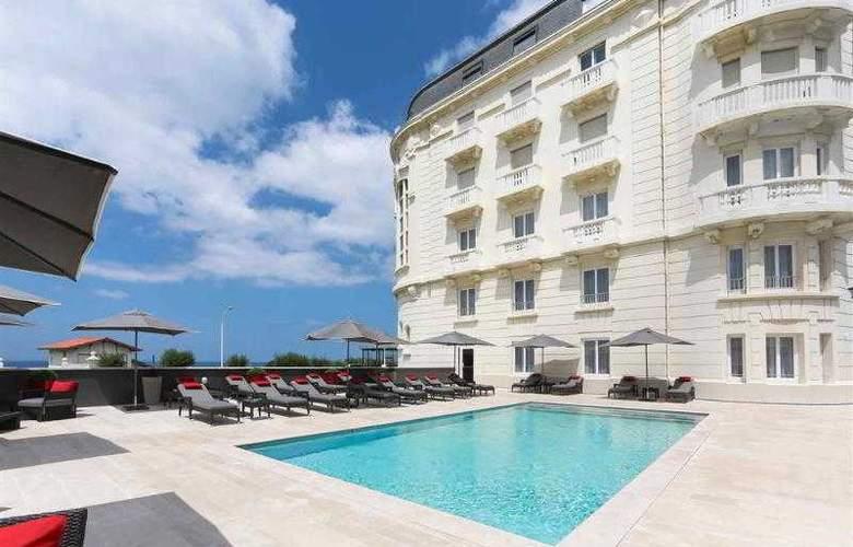 Le Regina Biarritz Hotel & Spa - Hotel - 26