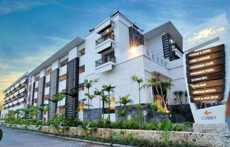 Grand Kuta Hotel and Residence - General - 1
