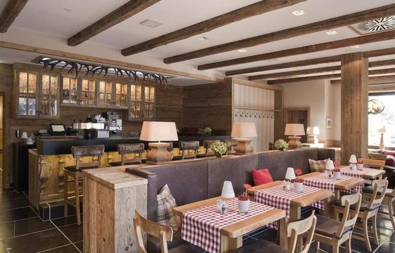 Best Western Parkhotel Wittekindshof - Restaurant - 22