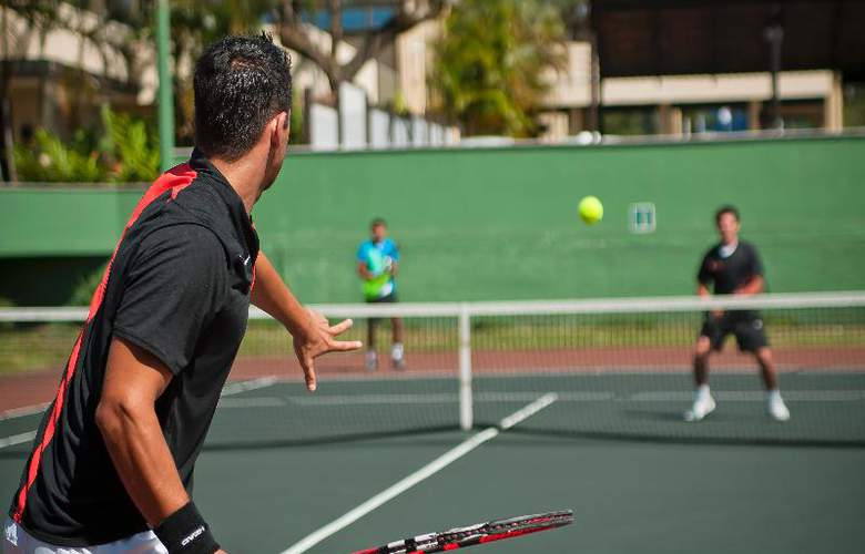 Costa Rica Tennis Club & Hotel - Sport - 26